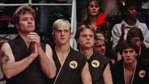 Tommy From 'Karate Kid' Robert Garrison Dead at 59