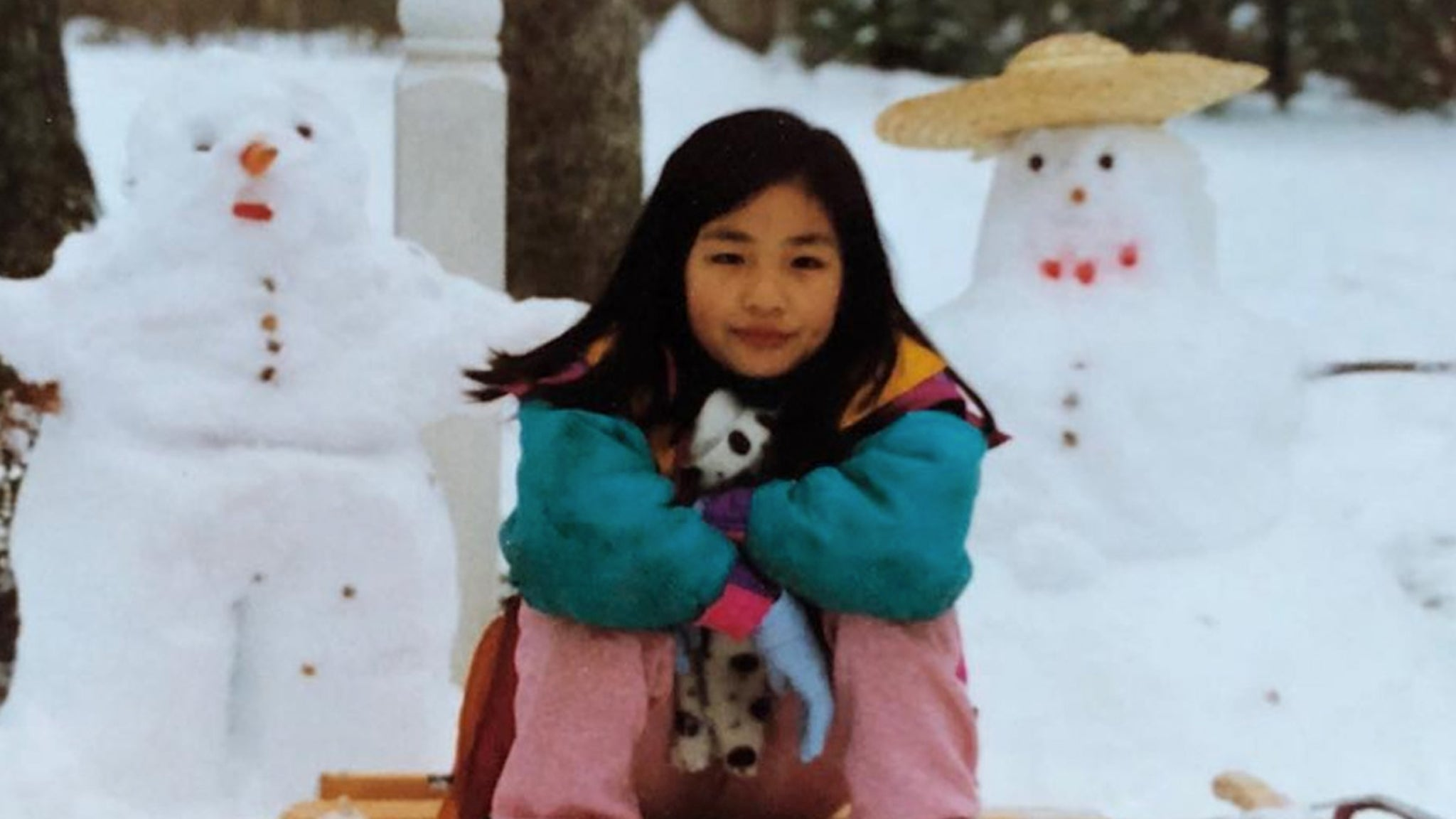 Guess Who This Sledding Star Turned Into! - EpicNews