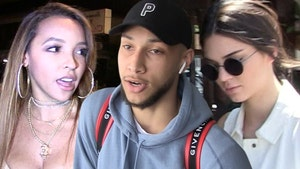 Tinashe Was Drunk for 6 Months After Finding Out Ben Simmons Was Dating Kendall Jenner