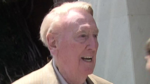 Vin Scully's Kids Protecting Him At All Costs Amid COVID-19 Outbreak, No Hugs!