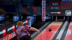 Pro Bowling Announcer Loses His Mind After 18-Year-Old Hits 7-10 Split, 'He Did It!'