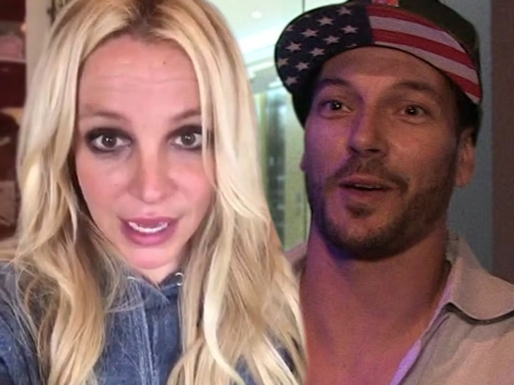 Britney Spears' father accused of assaulting her son