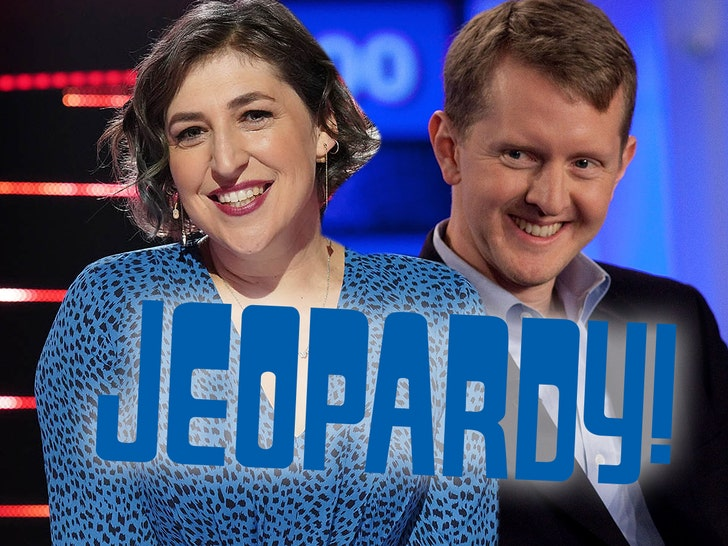 'Jeopardy!' Will Go with Mayim Bialik, Ken Jennings as Hosts Rest of Year.jpg