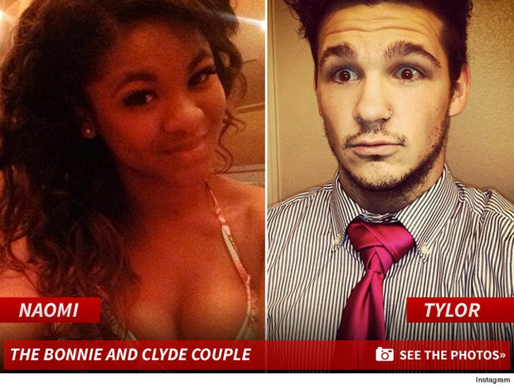 The Bonnie and Clyde Couple