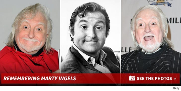 Remembering Marty Ingels