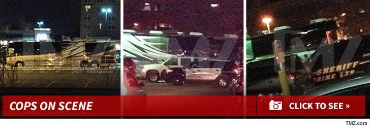 Scott Weiland - Cops On Scene