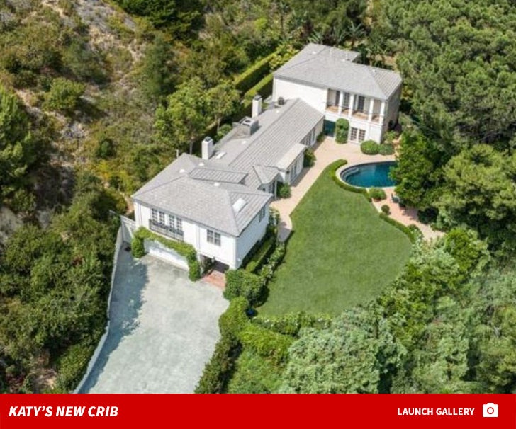 Katy Perry's New Beverly Hills House