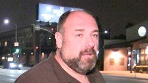 James Gandolfini -- Paramedic Trial Begins ... Allegedly Stole Rolex As Actor Died
