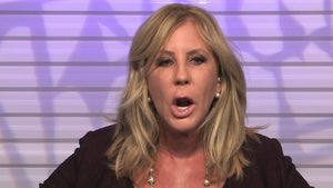 'Housewives' Star Vicki Gunvalson Say's Tamra Judge's Husband Should Come Out If He's Gay