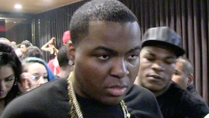 Sean Kingston Ordered to Pay $301,500 in Jewelry Lawsuit
