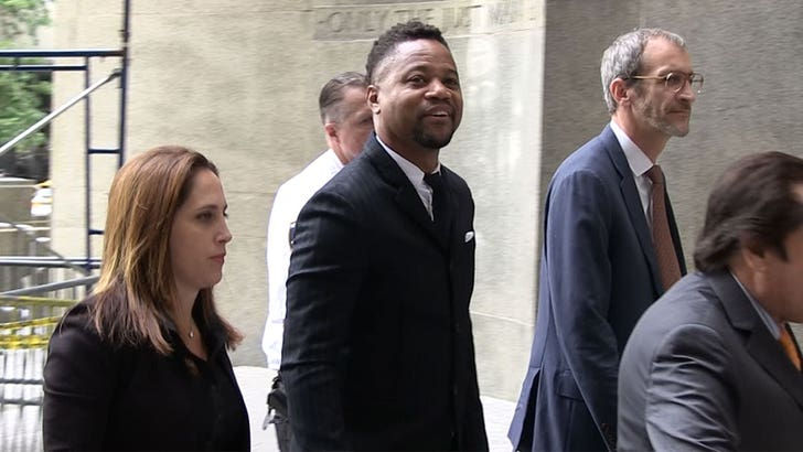 Cuba Gooding Jr. hit with new charge in groping case