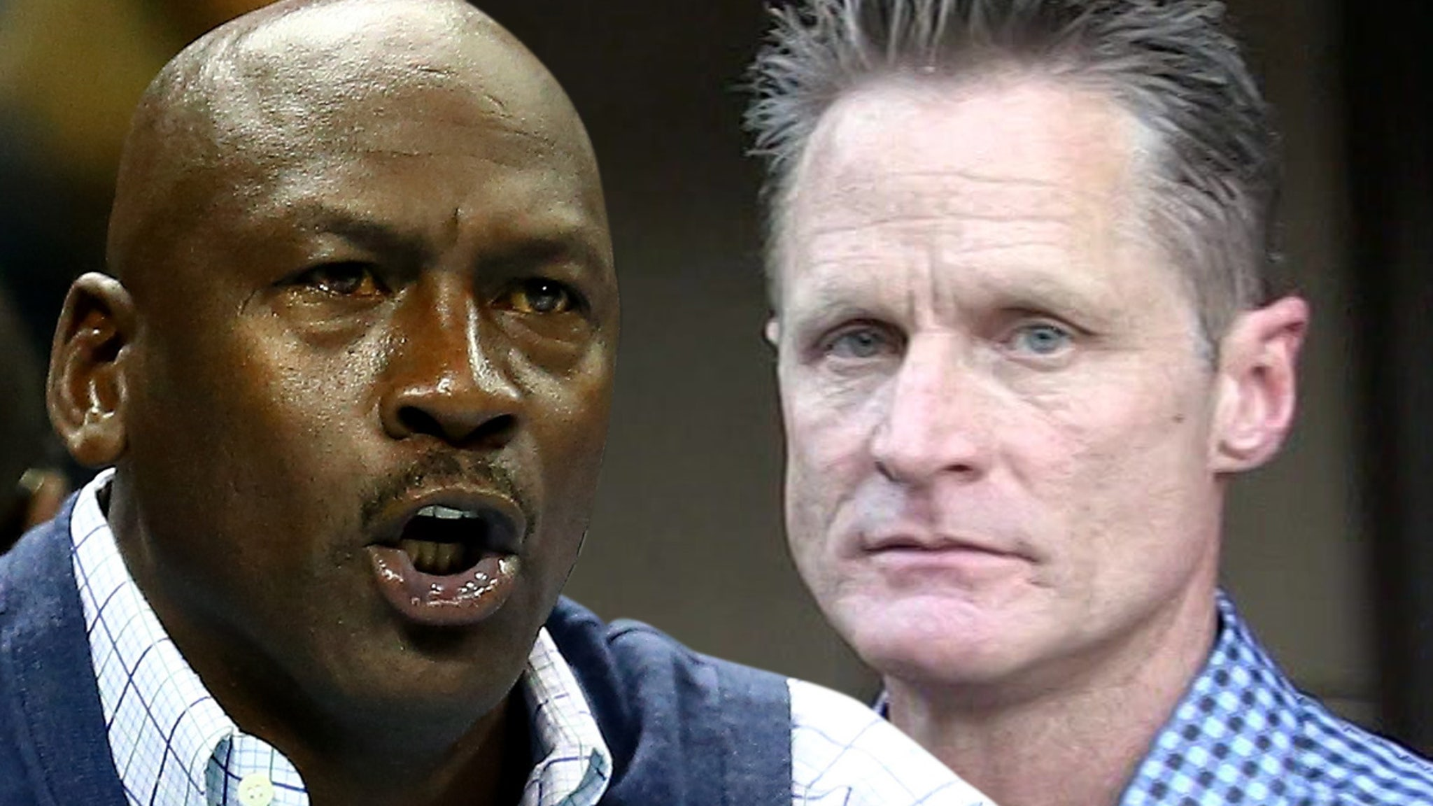 Michael Jordan Says He Punched Steve Kerr 'In The F***ing Eye' In '95 Fight