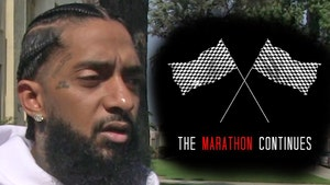 Nipsey Hussle's Family Still Wrangling with Crips Co. Over 'Marathon' Trademark