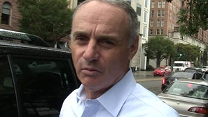 Rob Manfred Reportedly Threatening To Shut Down MLB Season Over COVID Cases