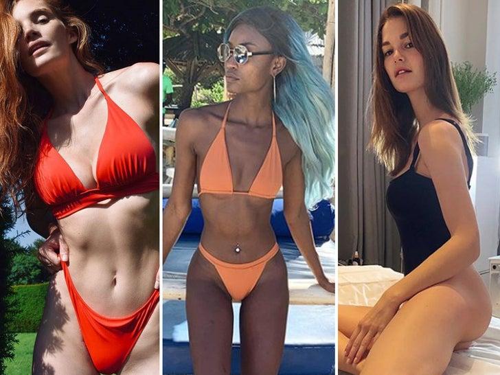 Elite's Alleged Poached Models