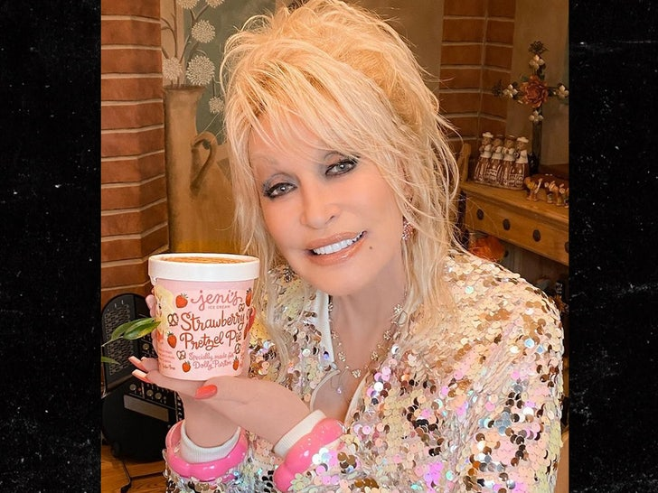 Dolly Parton's Ice Cream Flavor Hawked on eBay for $1,000.jpg