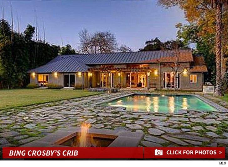 Megan Fox & Brian Austin Green -- Drop $3.35 Million On Bing Crosby's Pad