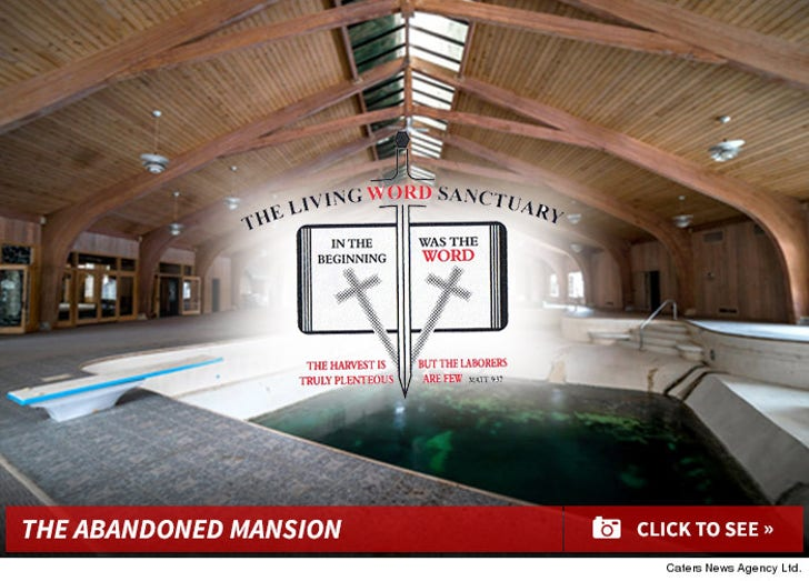 Mike Tyson's Abandoned Mansion