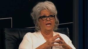 Paula Deen's Son -- She's NOT Racist ... She Bought Me Hank Aaron Pajamas