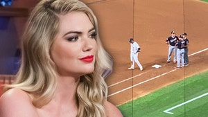 Kate Upton Blasted Over World Series Rule Tweet, You're All Misogynists!