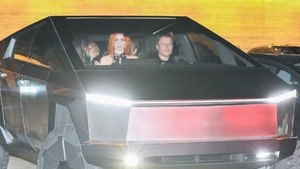 Elon Musk Takes Cybertruck Out for First Public Spin, Dinner at Nobu