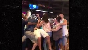 Massive Bar Fight at Joker's Bar and Grill