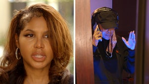 Toni Braxton Was Filming When She Heard About Tamar's Suicide Attempt