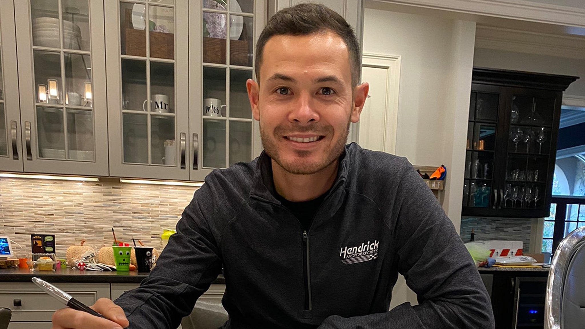 NASCAR's Kyle Larson Signs with New Racing Team After N-Word Incident