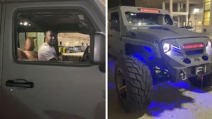 Dodgers Top Prospect Yadier Alvarez Cops Insane $180K, 6-Wheel Ride!
