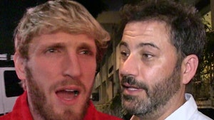 Logan Paul Unloads On Jimmy Kimmel After Diss, 'You F***ing A**hole'