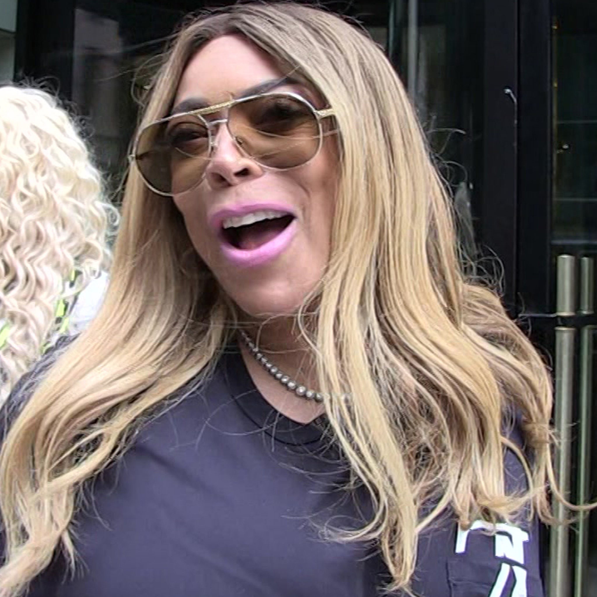 Wendy Williams in Prime of Dating Life, Taking 'Interviews'