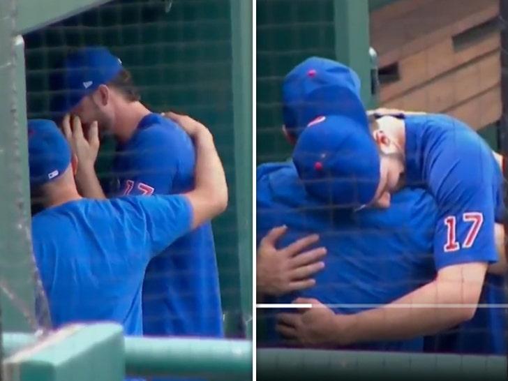 Kris Bryant Breaks Down In Tears After Trade To Giants, Emotional Video.jpg