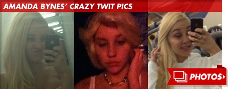 Amanda Bynes' Crazy Twit Pics!