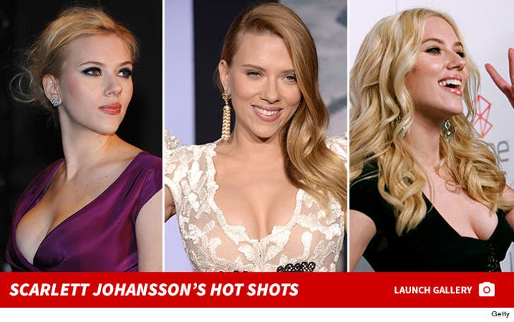 Scarlett Johansson's Hot Shots