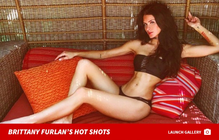 Brittany Furlan's Hot Shots