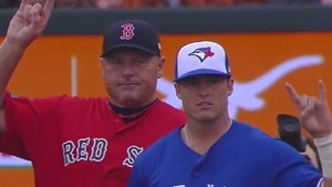 Roger Clemens' Son Plays in Alumni Game 1 Month After Alleged Brutal Beating