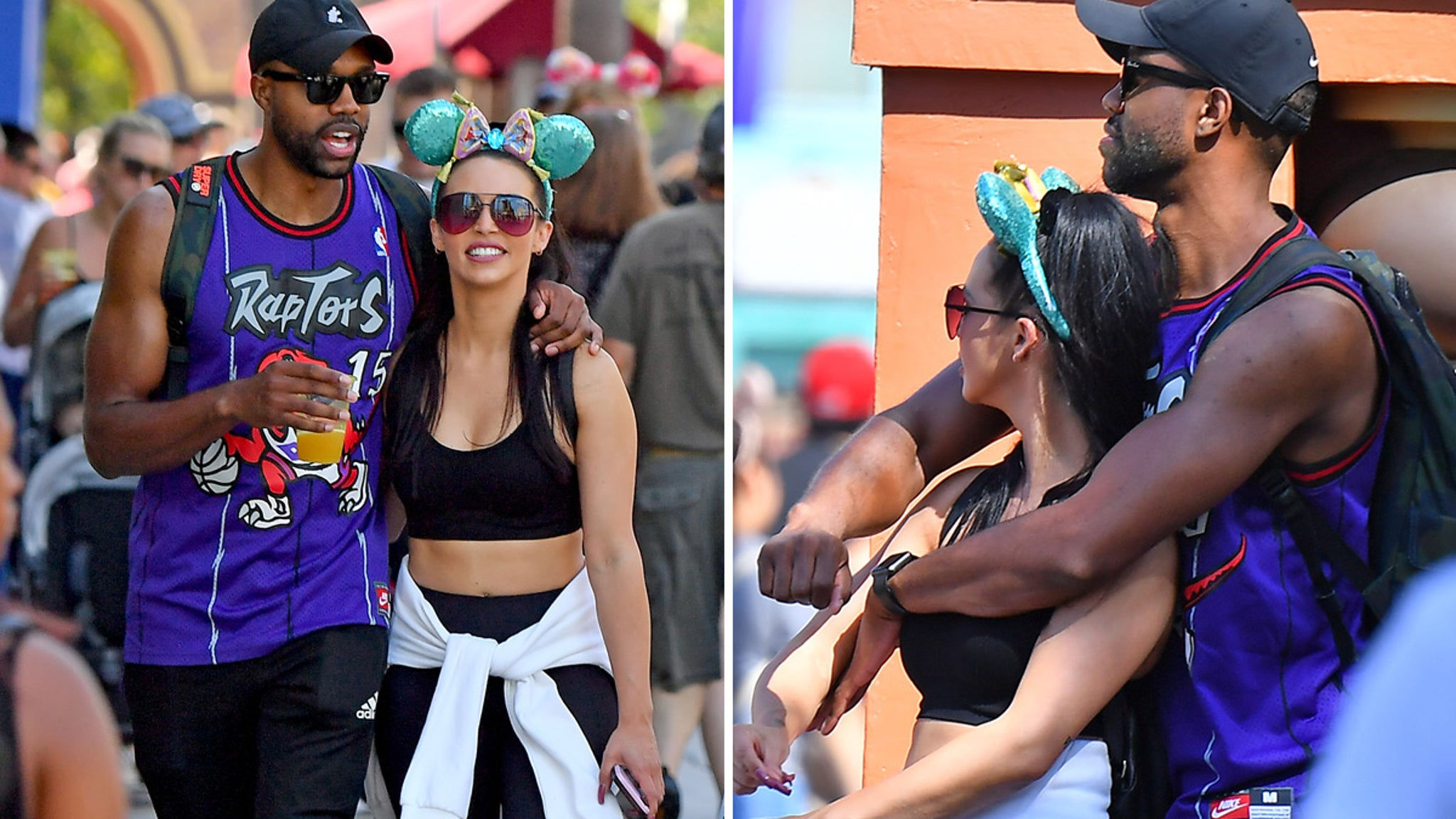 'Vanderpump Rules' Star Scheana Shay on Disney Date with DeMario Jackson