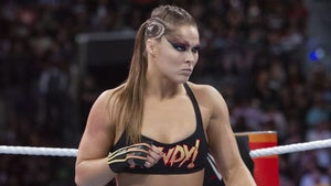 Ronda Rousey Doubles Down on WWE 'Fake Fights' After Lana & Alexa Fire Back