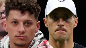 Patrick Mahomes Forgives Drew Brees, 'I Know He's A Good Person'