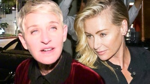 Ellen DeGeneres & Portia de Rossi's Montecito Home Burglarized