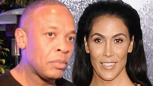 Dr. Dre's Wife Wants 2 Million a Month in Temporary Spousal Support in Divorce
