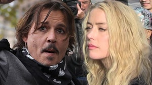 Johnny Depp Loses Wife-Beating Lawsuit, Ruling Could Derail Career