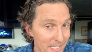 Matthew McConaughey Mulls Run for Texas Governor, Leaves Door Open