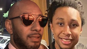 Swizz Beatz's Son Lands Star Role in 'Charge It To The Game' Film