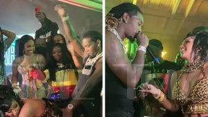 Cardi B's 29th Birthday Bash, Offset Unveils New Home He Bought Her