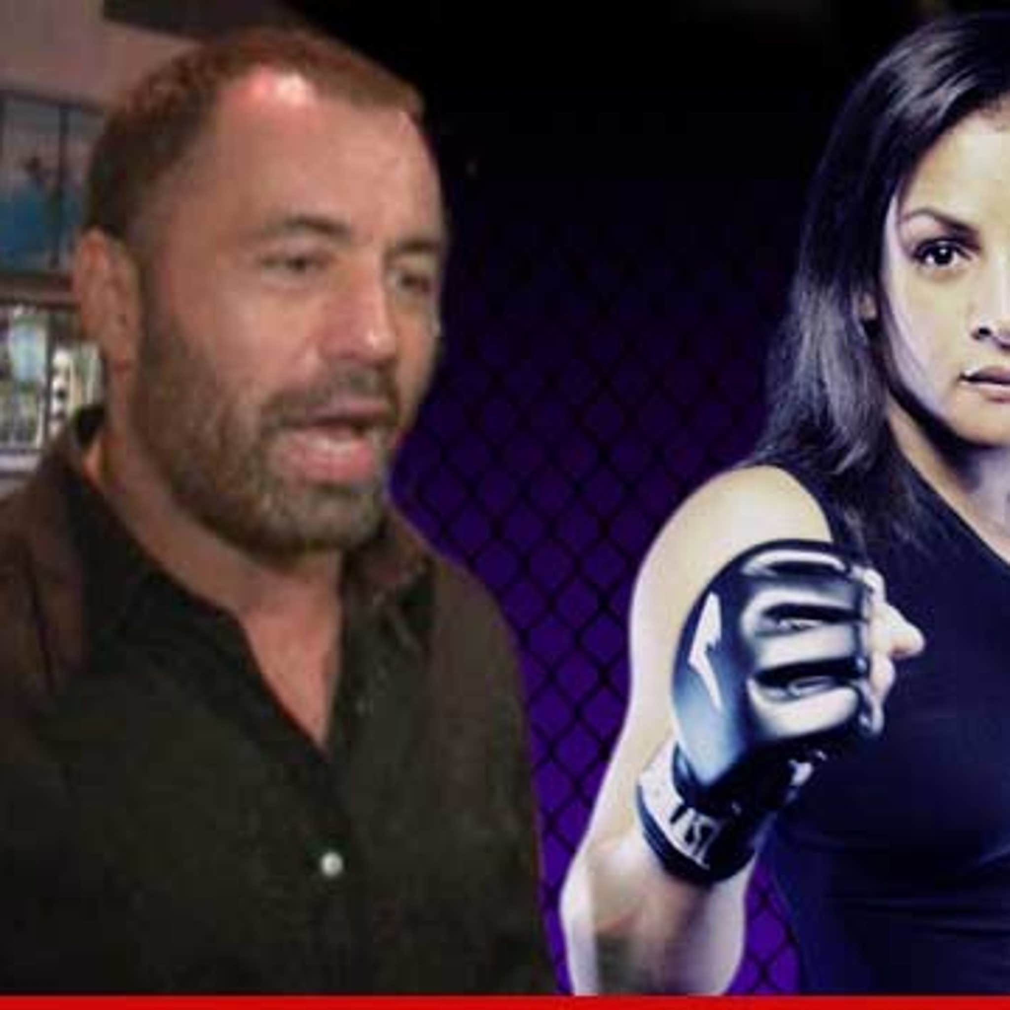 Joe Rogan -- Transgender MMA Fighter CAN'T Fight Women!!!!