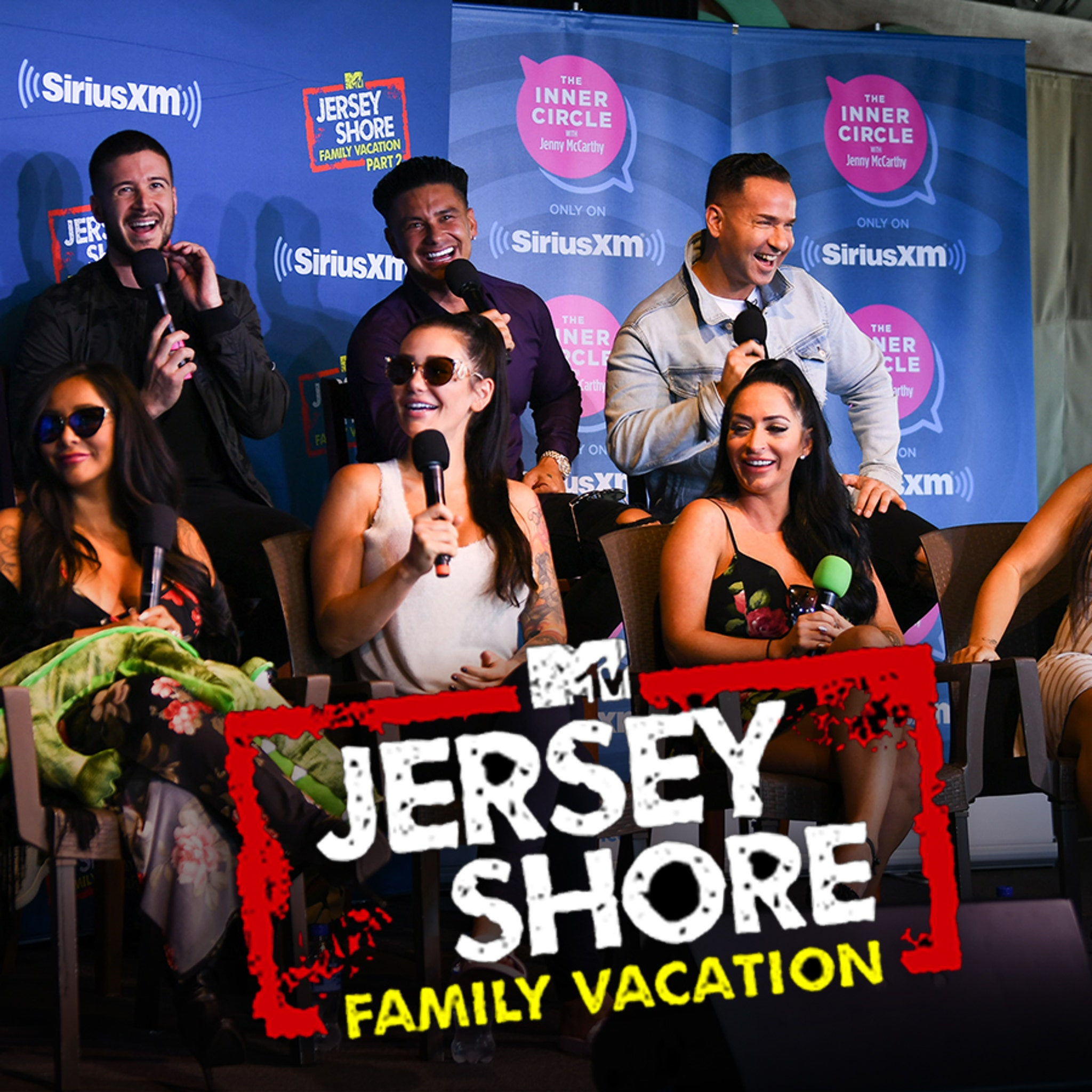Jersey Shore: Family Vacation' Enters New Bubble to Finish Season 4