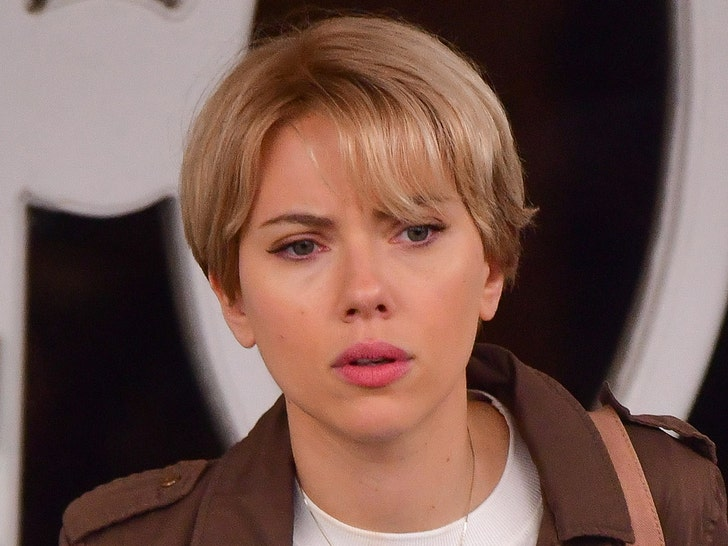 Scarlett Johansson: 'I should be allowed to play any person'