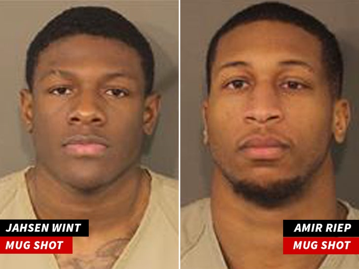 Ohio State football players arrested and charged with rape, kidnapping