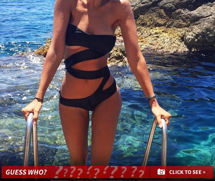 Stars Stripped Down -- Bikini Bods!